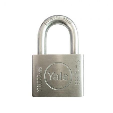 กุญแจ สแตนเลส SD45 45มม YALE