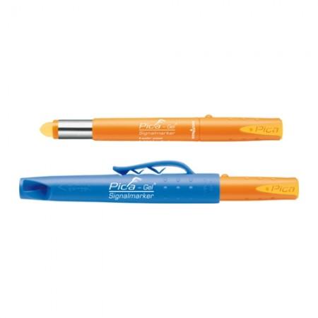 ปากกา GelHeavyDuty เหลือง 8084SB German PICA