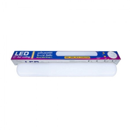ชุดโคม LED Ceiling Bar 30W WW TOSHIBA LT