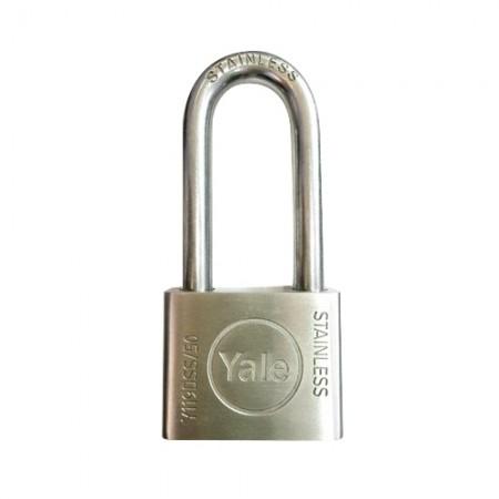 กุญแจคล้อง สแตนเลส SD50L 50มม YALE