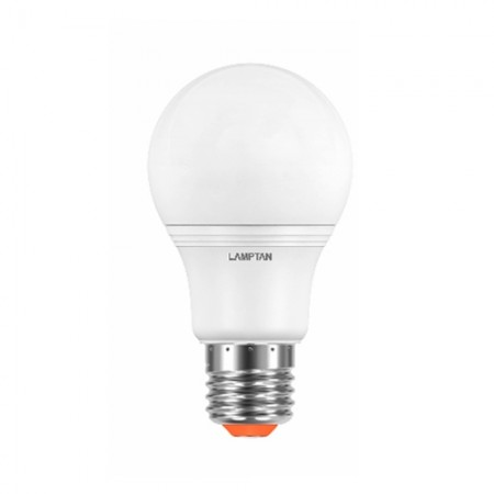 หลอด LED BULB DIM 9W/E27 LAMPTAN Warm White