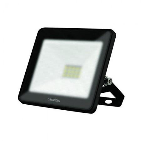 โคม LED Floodlight ECO - 20W LAMPTAN (WarmWhite)