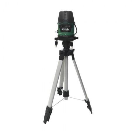 เครื่องวัดระดับLASER+ขาALPHAเขียวGTG515