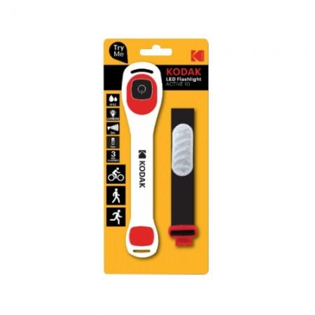 ไฟฉาย LEDสายคาด 30416376 ACTIVE10 KODAK