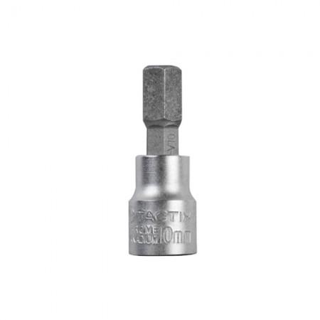 ลูกบล็อกHEXหกเหลี่ยม 10mm 360746 TACTIX