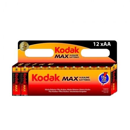 ถ่านไฟฉายอัลคาไลน์KODAK MAX AA 30952799