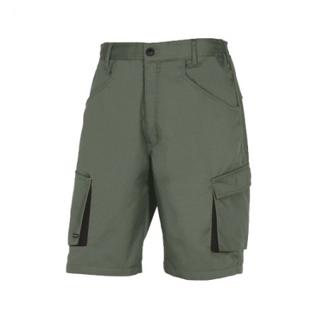 กางเกงขาสั้น M2BE2 DELTA สีเขียว M DELTAPLUS