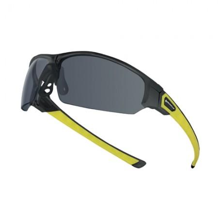 แว่นตานิรภัย ASO DELTA สีดำ DELTAPLUS