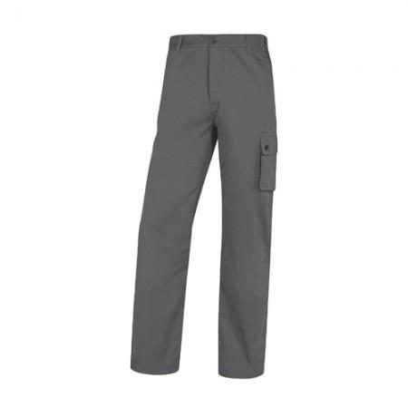 กางเกงทำงาน PALIGPA DELTA สีเทา XL DELTAPLUS