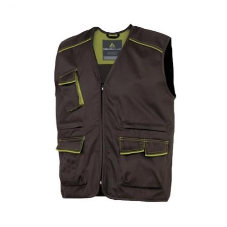 เสื้อกั๊ก M6GIL DELTA สีน้ำตาล XL