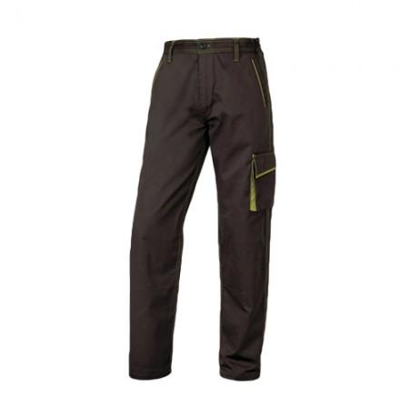 กางเกงทำงาน M6PAN สีน้ำตาล XL DELTAPLUS