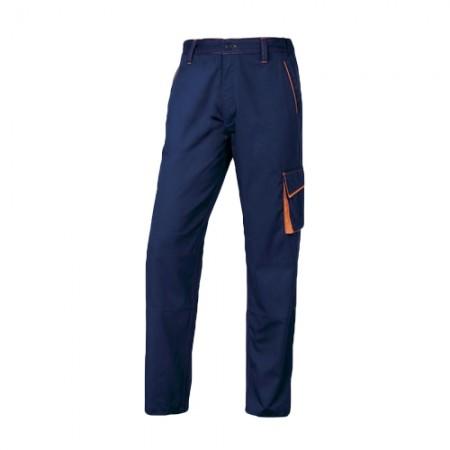 กางเกงทำงาน M6PAN สีกรมท่า XL DELTAPLUS