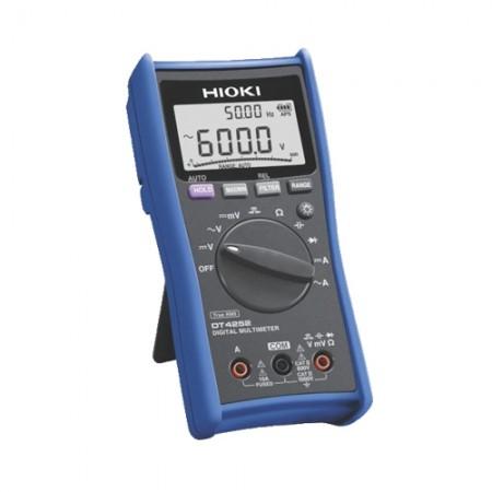 มัลติมิเตอร์ ดิจิตอล DT4252 HIOKI