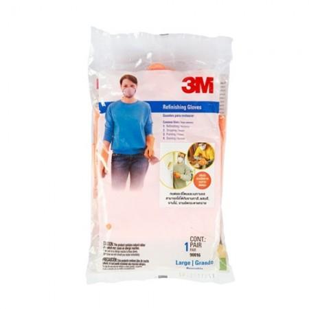 ถุงมือยางสำหรับงานซ่อมแซมทั่วไป ใหญ่ 3M