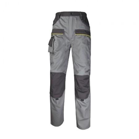 กางเกงทำงาน MCPAN DELTA สีเทา S DELTAPLUS