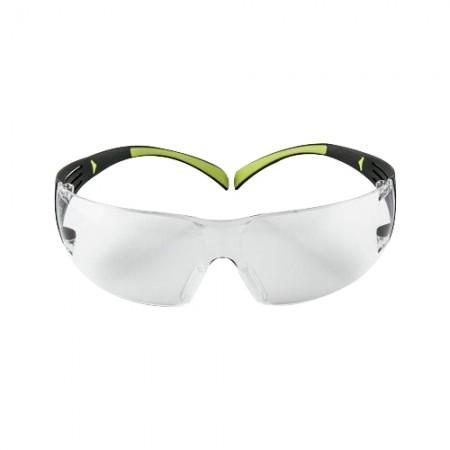 แว่นตานิรภัยใส ปรับได้ SF401AF 3M(NEW)