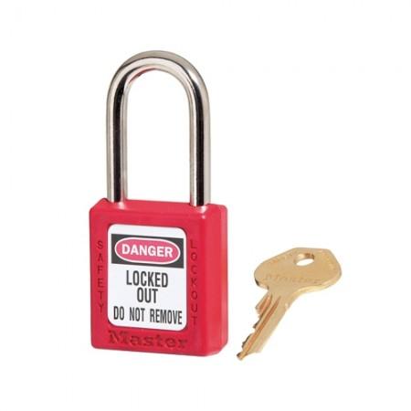 กุญแจเซฟตี้ MT410RED MASTER LOCK