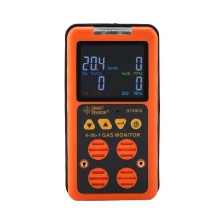 เครื่องตรวจจับแก๊ส 4IN1 ST8900 UNI-T
