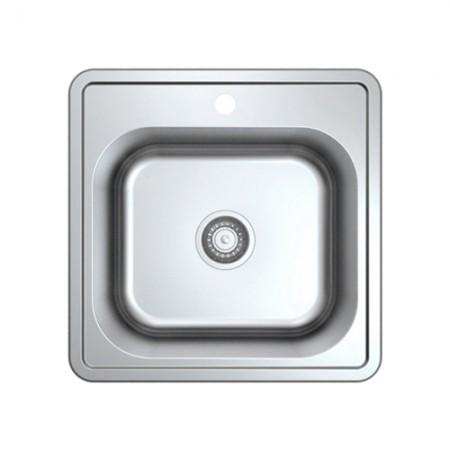 ซิงค์ล้างจาน 1หลุม 495.39.407 HAFELE