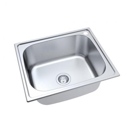 ซิงค์ล้างจาน 1หลุม 495.39.390 HAFELE
