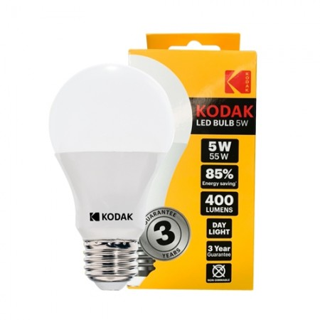 หลอดไฟ LED BULB 5W DL 30420540 KODAK