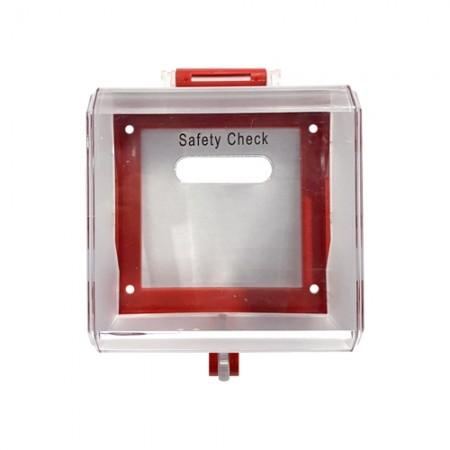 อุปกรณ์ล็อคชุดปลั๊กสวิทไฟ D63 Safety Check
