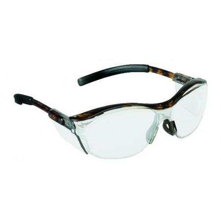 แว่นตานิรภัย 11519 Nuvo Turtoise เลนส์ I/O 3M