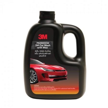 แชมพูล้างรถผสมแว๊กซ์ PN39000W 1000ml 3M