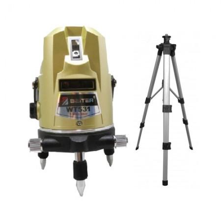 เครื่องวัดระดับ LASER ขา WT531 5 เส้น BEITER