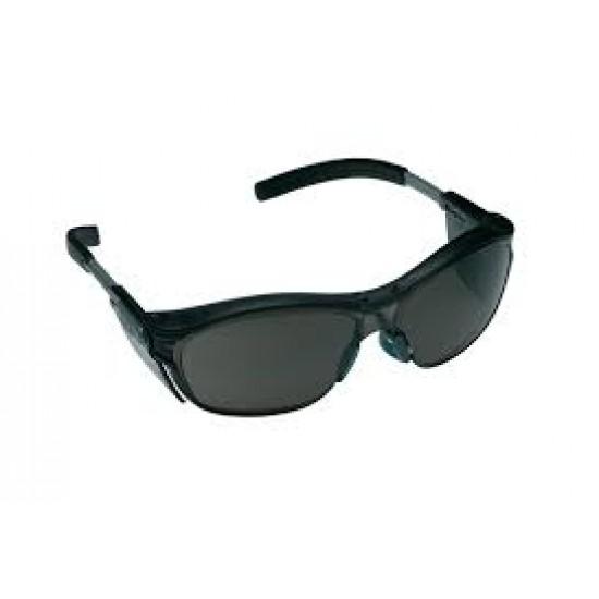 แว่นตานิรภัย สีดำ 11412-00000 3M (NEW)