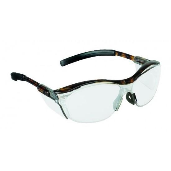 แว่นตานิรภัย สีชา In/Out 11519 3M (NEW)