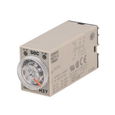 TIMER H3Y-4-24VDC OMRON (10S)