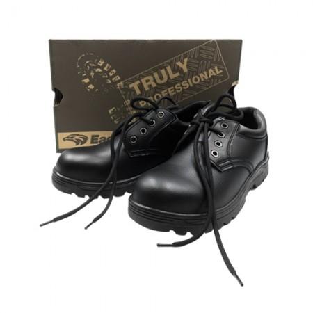 รองเท้าเซฟตี้เปิดส้น (005) สีดำ SIZE 41 EAGLE