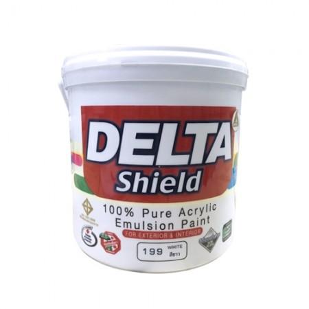 สีน้ำภายนอก เดลต้าชิลด์ 199 DELTA 1GL