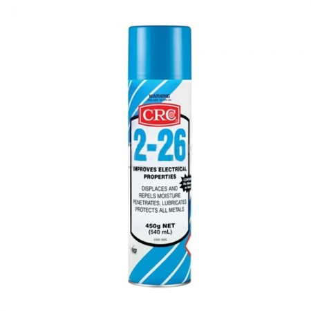 2005 450G. 2-26 CRC