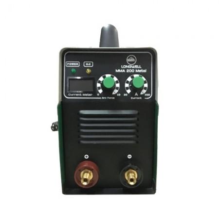 ตู้เชื่อมไฟฟ้า MMA 200 220V LONGWELL