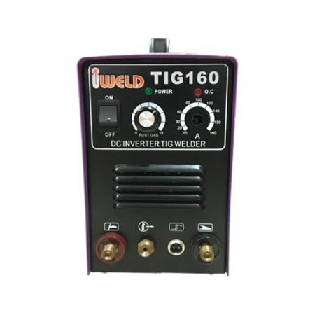 ตู้เชื่อมไฟฟ้าINVERTORTIG DCHF160A IWELD