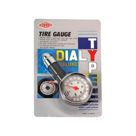 เกจ์วัดลม นาฬิกาวัดข้าง JD-3205 100P