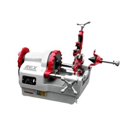 เครื่องต๊าปเกลียวไฟฟ้า MANUAL 3 REX NP80A