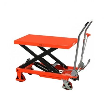 โต๊ะปรับระดับติดล้อ 1,000kg TF100 NobleLift