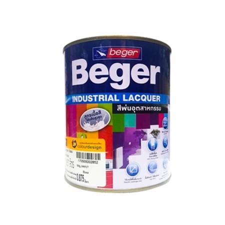 สีพ่นอุตสหกรรม 505 สีน้ำเงิน 1GL BEGER