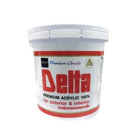 สีน้ำภายนอก อะคริลิค D DELTA 2.5