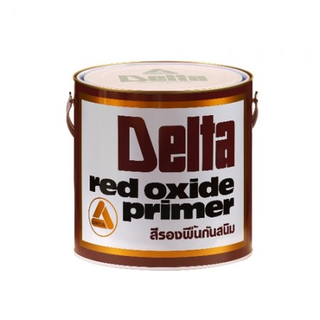 สีรองพื้นกันสนิม red lead P104 DELTA 1GL