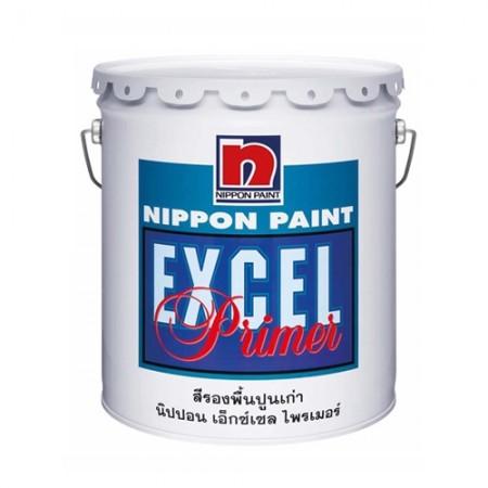 สีรองพื้นปูนเก่า เอ็กเซล  5GL NIPPON