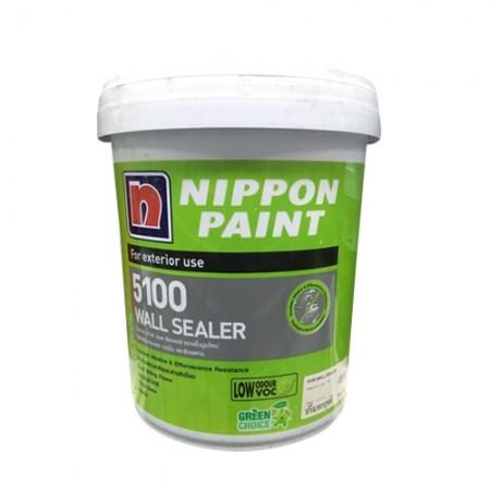 สีรองพื้นปูนใหม่ 5100 พรีเมี่ยม NIPPON 5GL