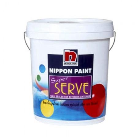 สีรองพื้นปูนใหม่  ซูเปอร์เซิฟ 5GL NIPPON