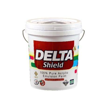 สีน้ำภายนอก เดลต้าชิลด์ 102 5GL DELTA
