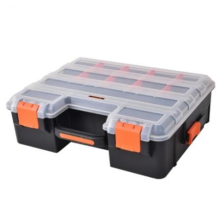 """กล่องเก็บของทรงกระเป๋า 17"""" 320043 TACTIX"""