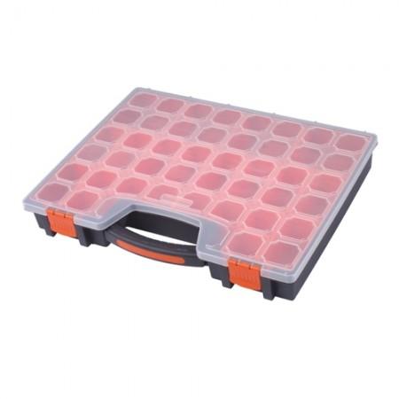 กล่องเก็บของพร้อมมือจับ 22 กล่องย่อย 320014 TACTIX