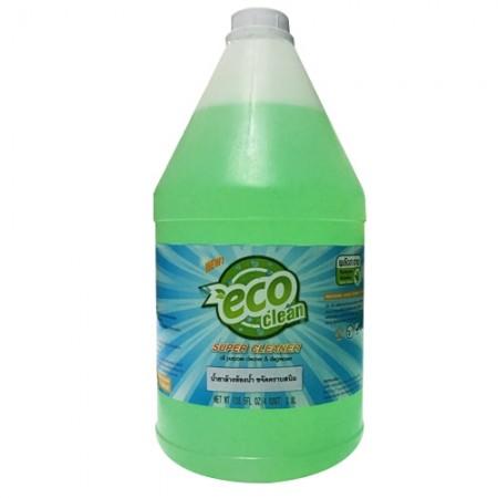 น้ำยาขจัดคราบสนิมน้ำ #15 ECOCLEAN 3.8L